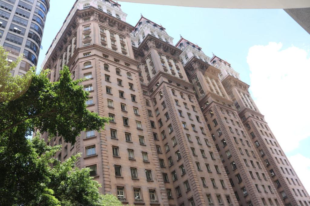 São Paulo do Alto: Visita ao topo do Edifício Martinelli