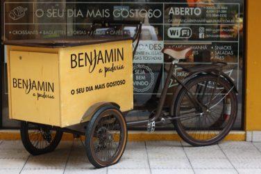 Bike de entrega - Foto: ExperimenteSP