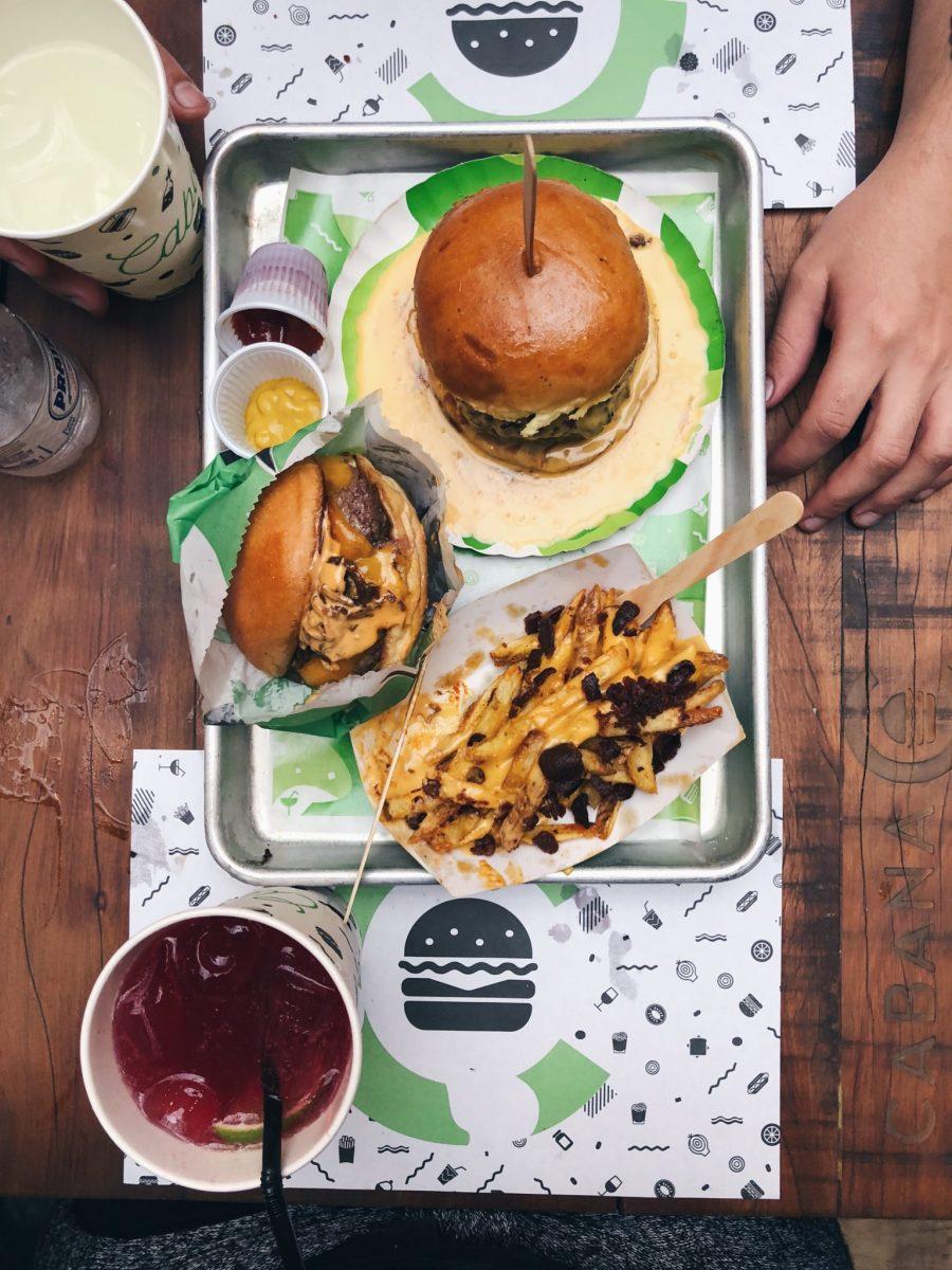 Cabana Burger: uma hamburgueria descolada e deliciosa em SP