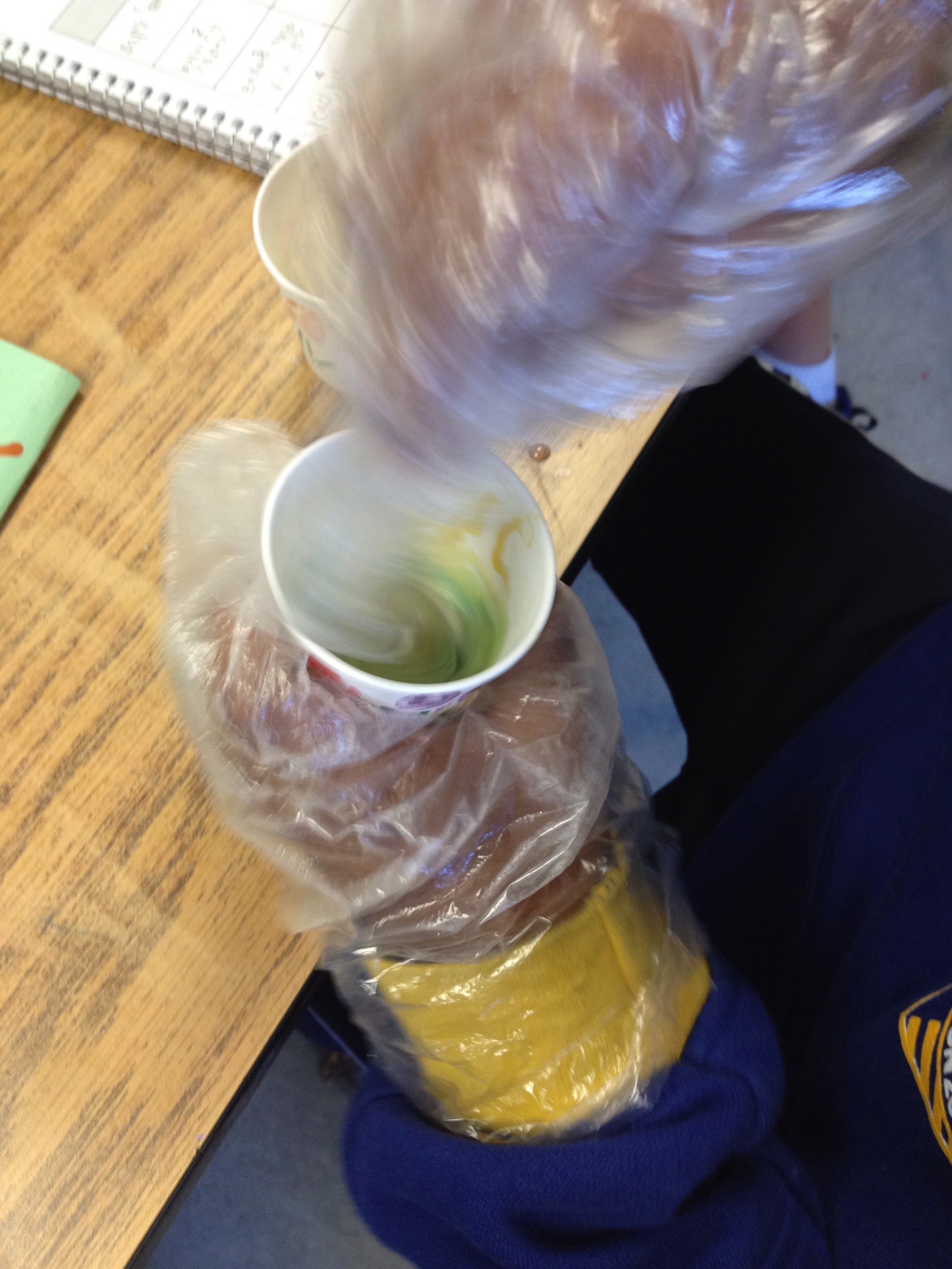 Chemical And Physical Changes 5th Grade Physical Science Lesson 4