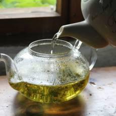 Heimisches für den Tee Genuss