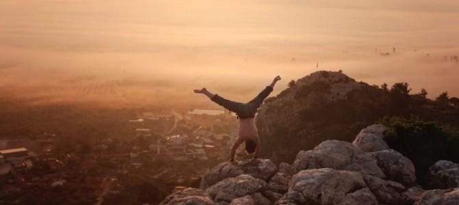 Mein Vorsatz: 365 Tage körperlich aktiv sein!