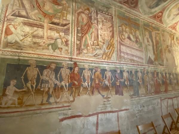 Hrastovlje frescoes