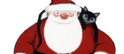 Santa + Priscilla