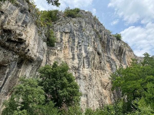 cliff face, Osp