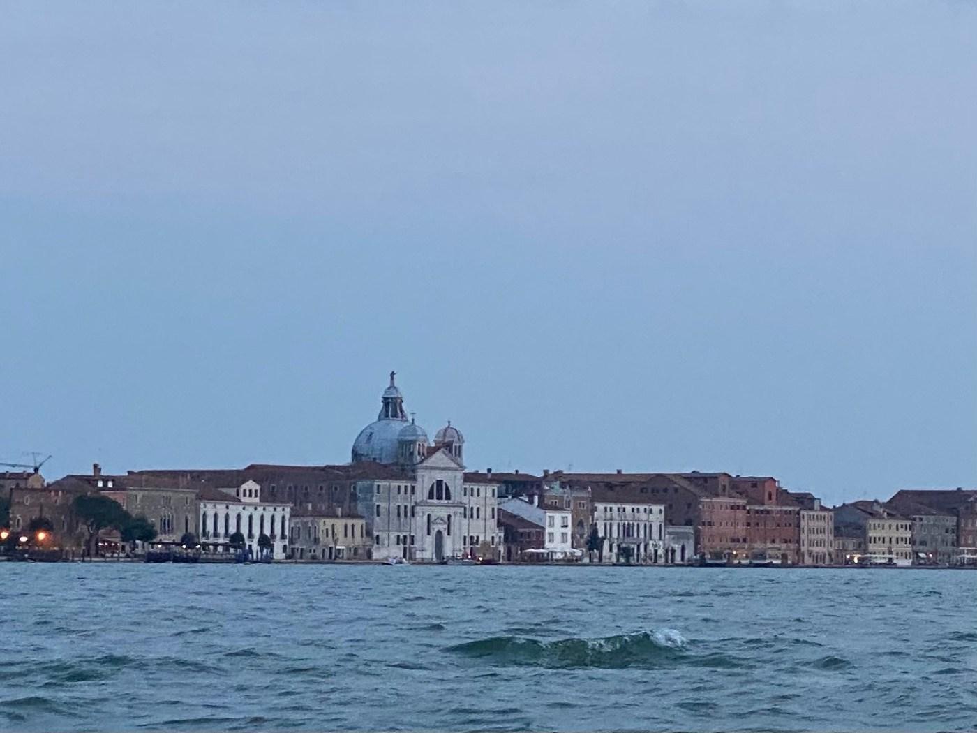 Venice, twilight