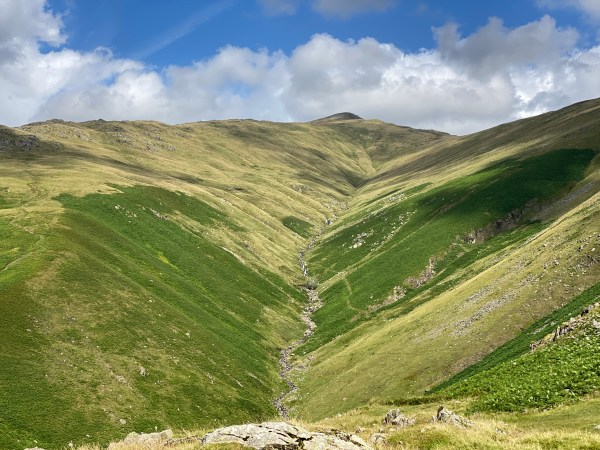 Great Rigg above Grasmere