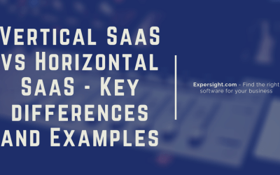Vertical SaaS vs Horizontal SaaS – Key differences and Examples