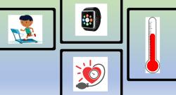 Healthcare Advancements Through AI-driven Smartwatches