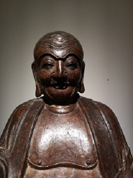 art d'extrême orient bouddha