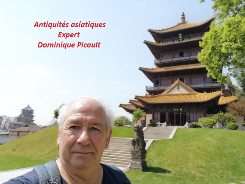Antiquités asiatiques Expert dominique picault