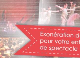 Compta-Théatre - Exonération de CFE pour votre entreprise de spectacle vivant !