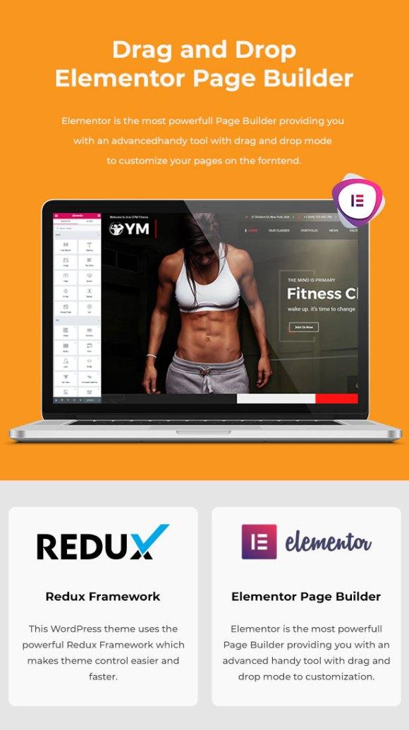 DailyFit - Fitness and Gym WordPress Theme - 6