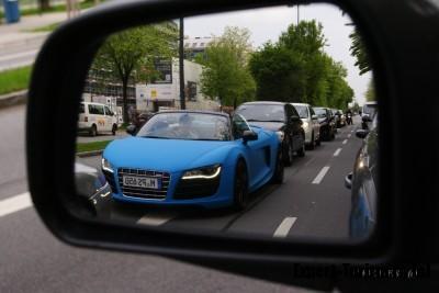 На машине в Европу