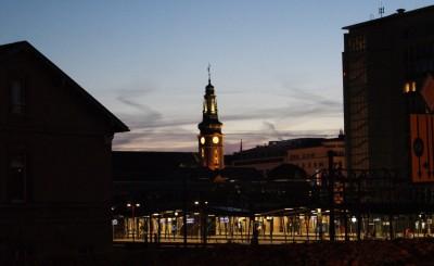 Вокзал Люксембурга