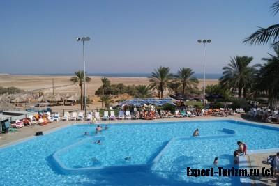 Бассейн, СПА Ейн Геди, Мертвое море, Израиль