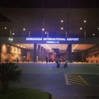 Аэропорт Хургада, новый Терминал 1