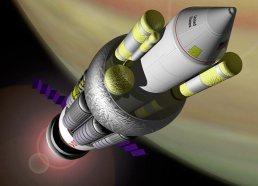 nuclear-spacecraft