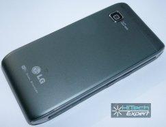 LG GX500 - вид сзади