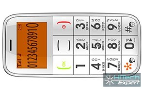 Just5 CP10 - «анти-iPhone» - телефон с большими кнопками