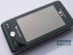 LG GX500 - сенсорный телефон c поддержкой двух SIM-карт