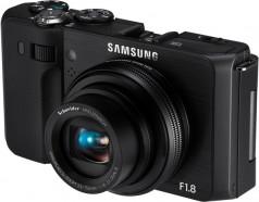 Samsung EX1: компактная фотокамера топ-класса с широкоугольным объективом светосилой f/1.8