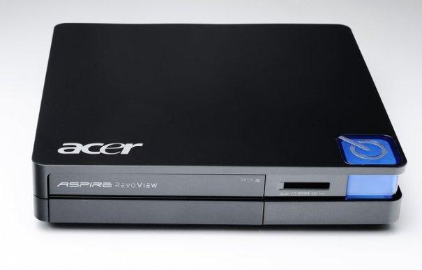 Компактный HD медиа-плеер Acer RevoView
