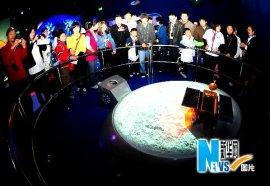 Китай представил концепт-модель лунохода