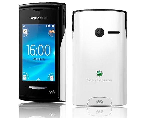 Sony Ericsson Yendo - первый сенсорный Walkman-телефон