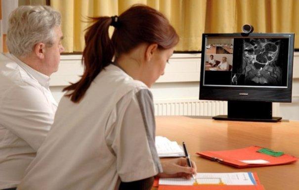 В Украине запущена первая телемедицинская сеть