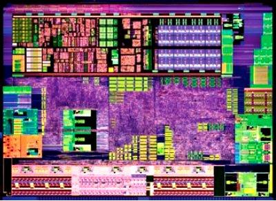 Intel Atom - под микроскопом