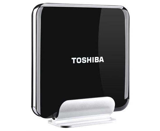 Toshiba STOR.E D10 - внешний HDD до 2 ТБ