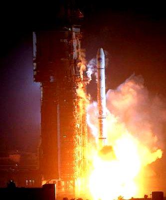 Бэйдоу-9 вышел на орбиту