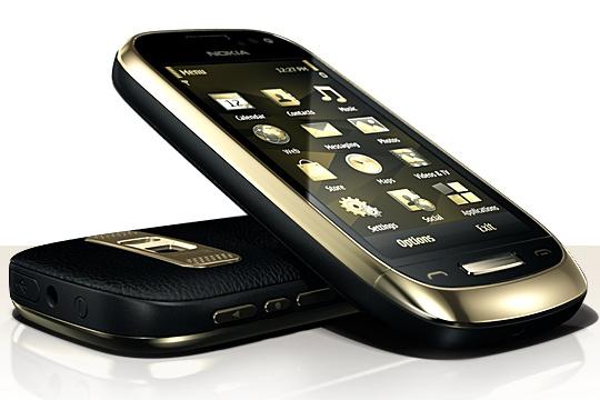 Nokia Oro - дорогой смартфон