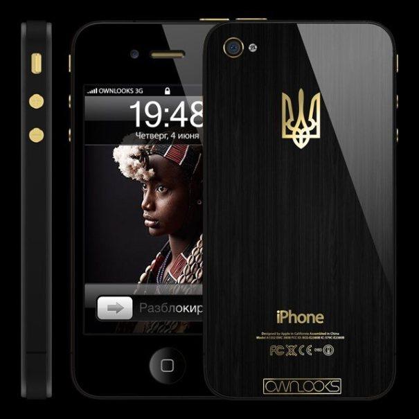 украинские iPhone