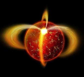 Пульсар - эталон времени