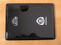 тыльная панель Android-планшета