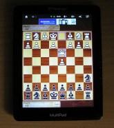 Free шахматы на Android планшете