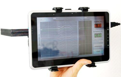 радар для измерения толщины льда
