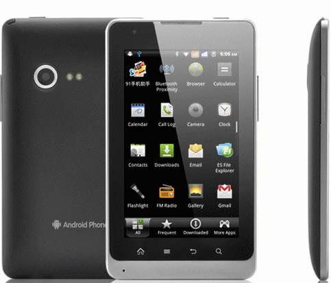 Chimera - Android-смартфон