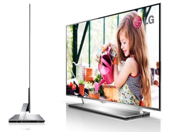 LG OLED телевизор