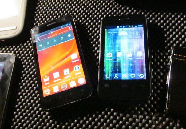 Prestigio Multiphone 4500 и 5000 Duo