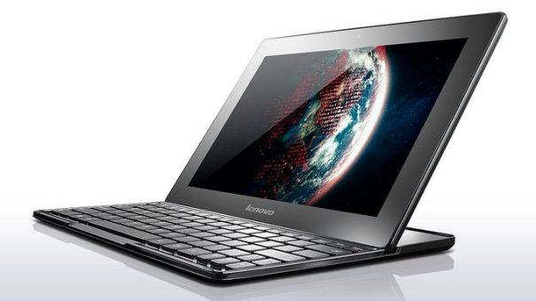 Lenovo IdeaTab S6000 с клавиатурой