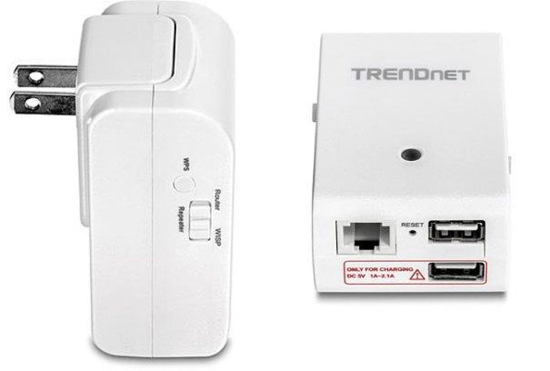 TEW-714TRU - компактный WiFi-роутер