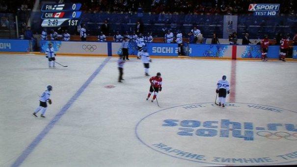 Хоккей HD