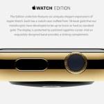 Стоимость Apple Watch Edition в золотом корпусе составит $4999