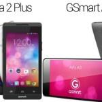 Gigabyte представила 4 новых Android-смартфона