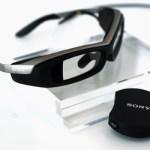 Sony готовит собственные умные очки SmartEyeglass
