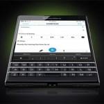 Анонсирован смартфон BlackBerry Passport