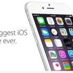 Apple работает над платформами iOS 8.1, 8.2 и 8.3